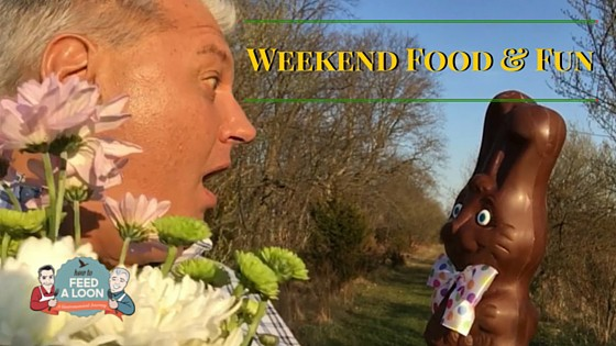 Weekend Food & Fun: So Bunny!
