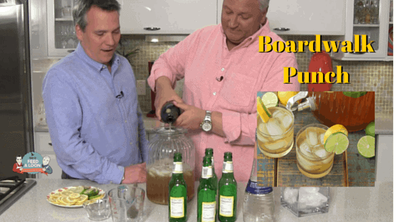 How to Make Boardwalk Punch