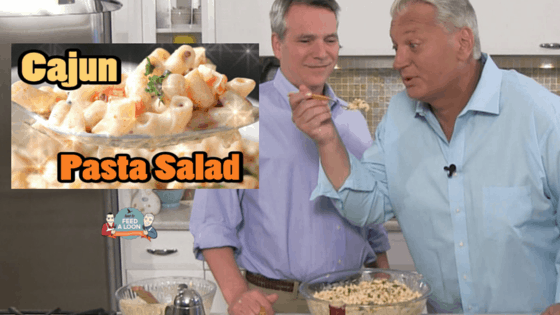 How to make Cajun Pasta Salad