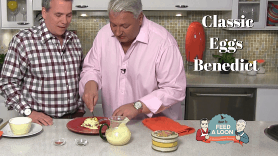 How to Make Classic Eggs Benedict