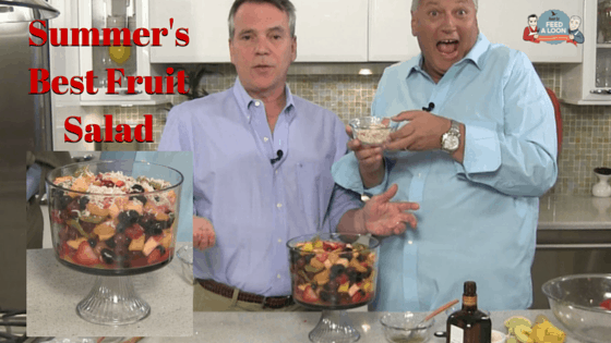 How to Make Summer's Best Fruit Salad