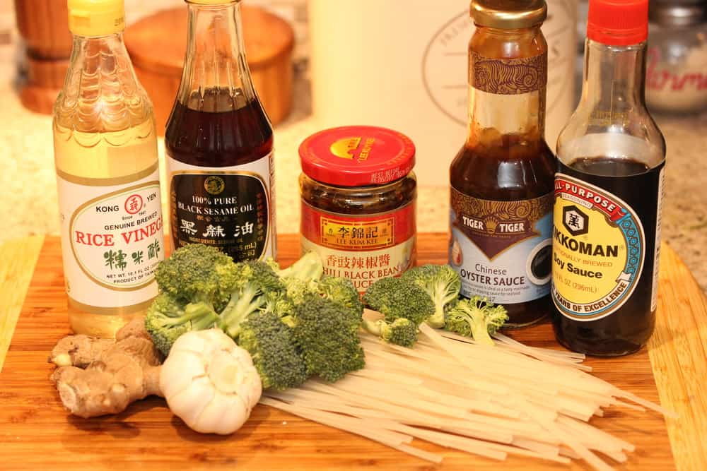 Find these ingredients in your supermarket, or Asian market