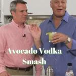 Avocado Vodka Smash