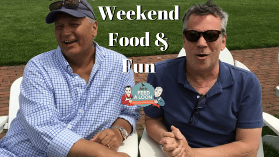 Weekend Food & Fun: Surf & Turf Getaway!