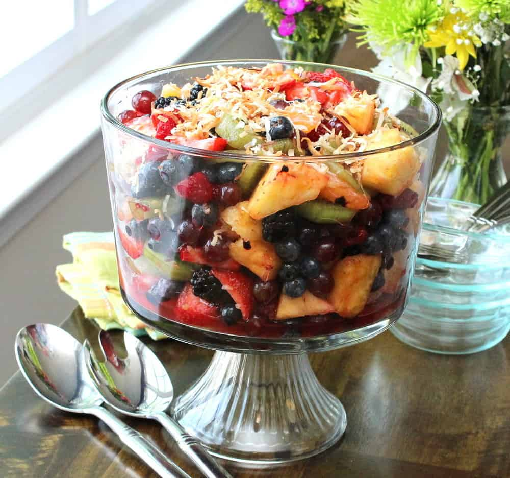 Summer's Best Fruit Salad