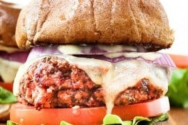 World's Best Veggie Burger recipe