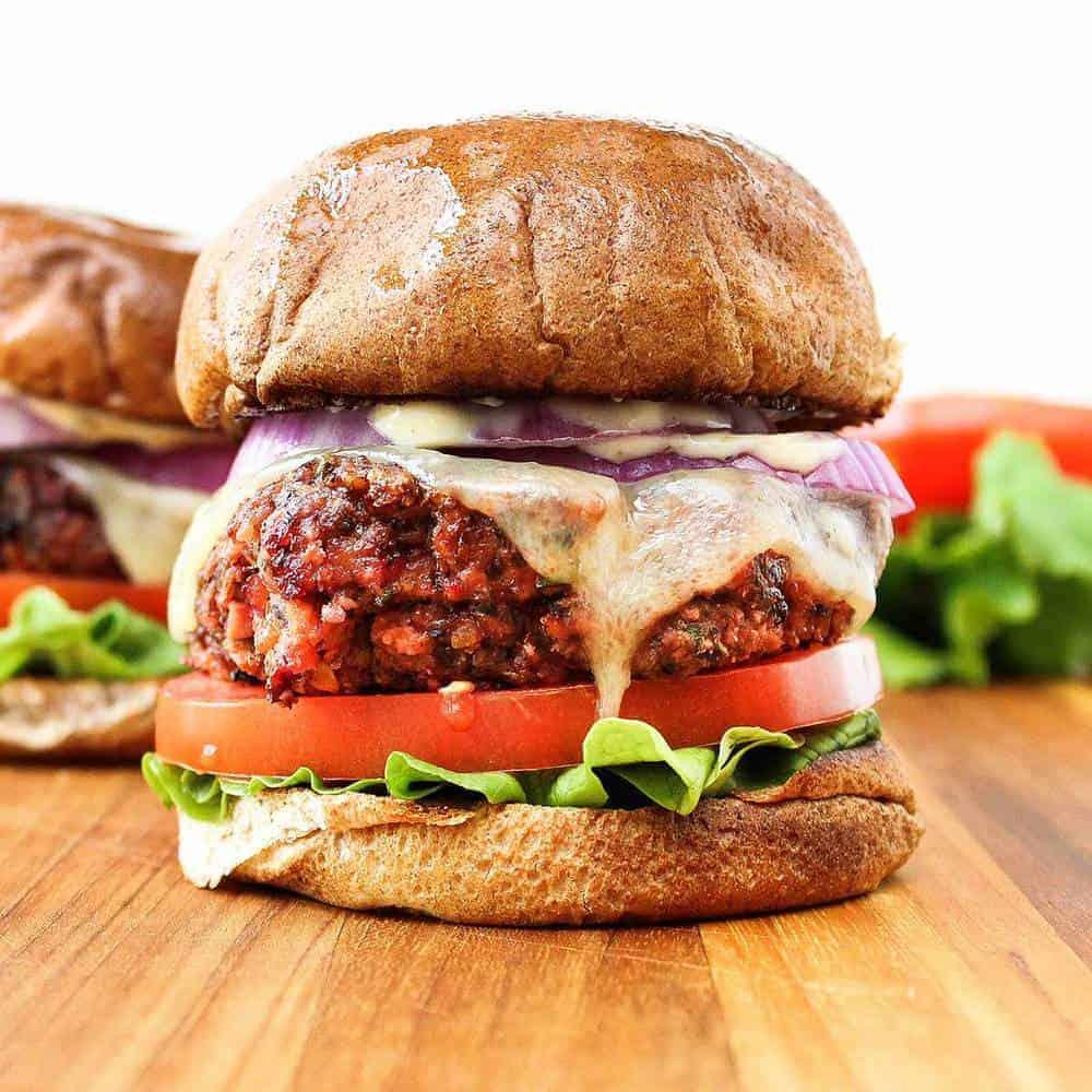 World's Best Veggie Burger recipe