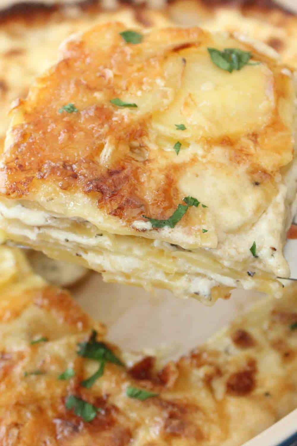 French Gratin Potatoes recipe