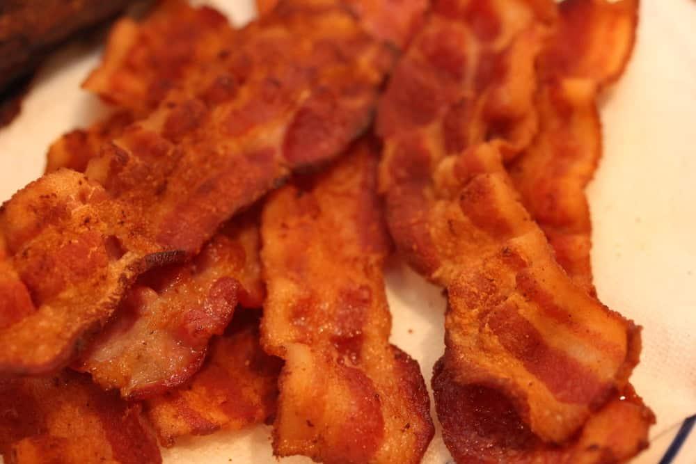 Mmmm...bacon!