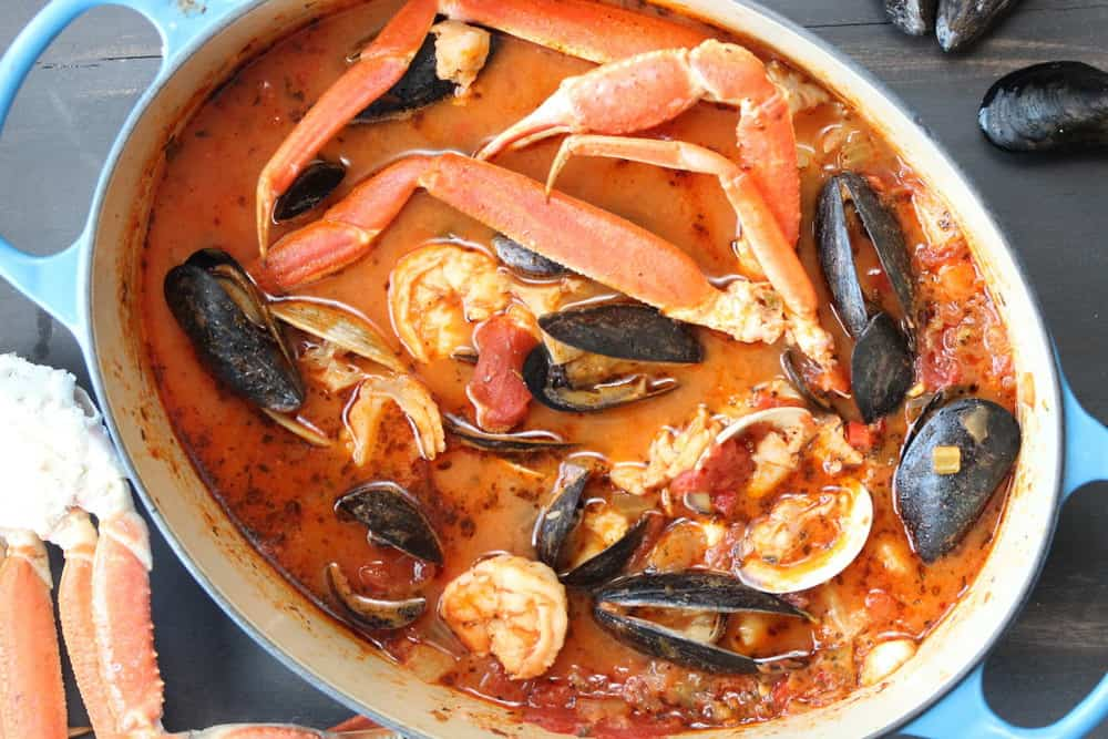 ... Cioppino (San Francisco-Style Seafood Stew) - How To Feed A Loon