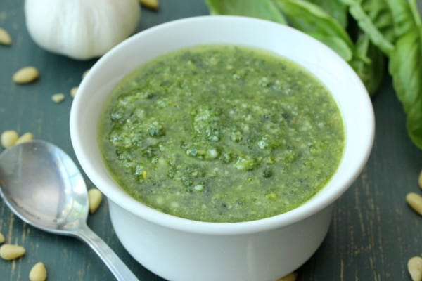 Easy Pesto Sauce!