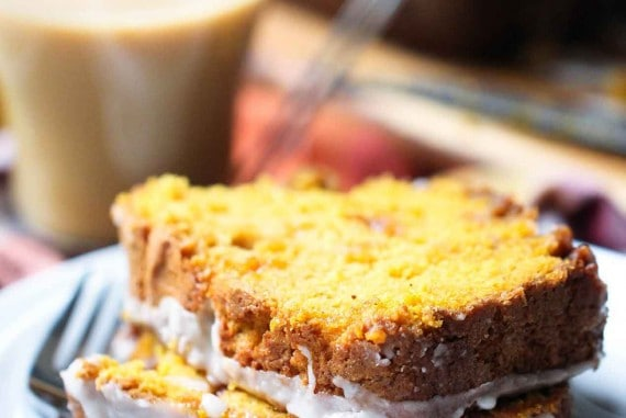 Pumpkin Butterscotch Bread recipe