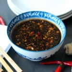Ginger-Soy Dipping Sauce