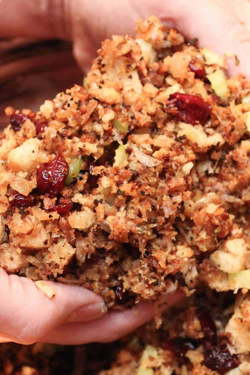 Royal Crown Roast with Stuffing recipe