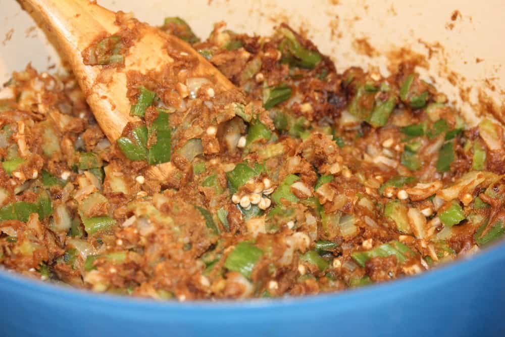 Classic Shrimp and Okra Gumbo - How To Feed A Loon