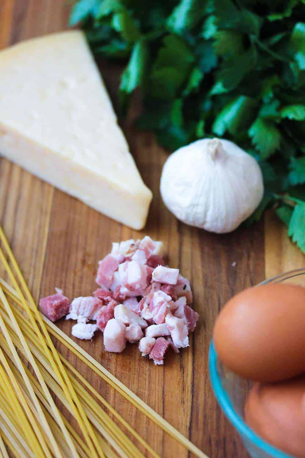 classic carbonara recipe