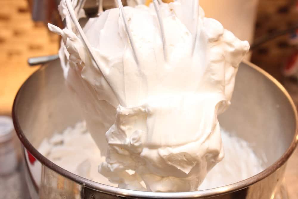Now that's some meringue!