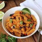 Easy Tex-Mex Pasta Dinner