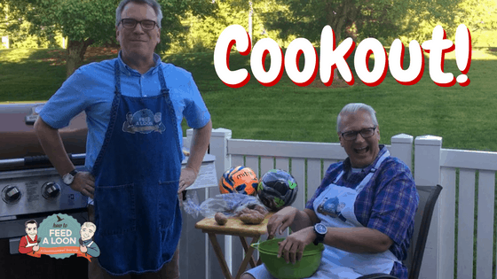 Weekend Food & Fun: Memorial Day Cookout!