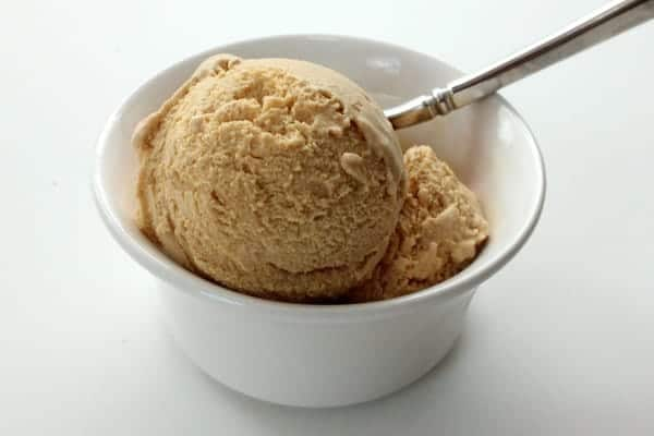 Creamy Salted Caramel Ice Cream
