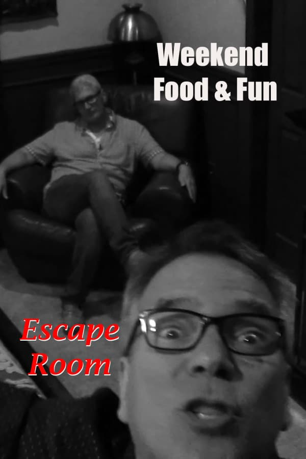 Weekend Food & Fun: Escape Room!