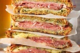Italian-Style Panini recipe
