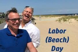 Weekend Food & Fun: Labor (Beach) Day