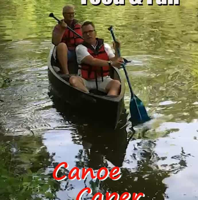 Weekend Food & Fun: Canoe Caper