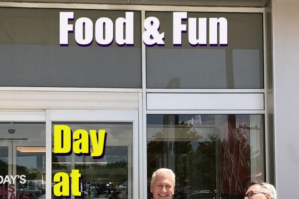 Weekend Food & Fun: A Day at the Mall