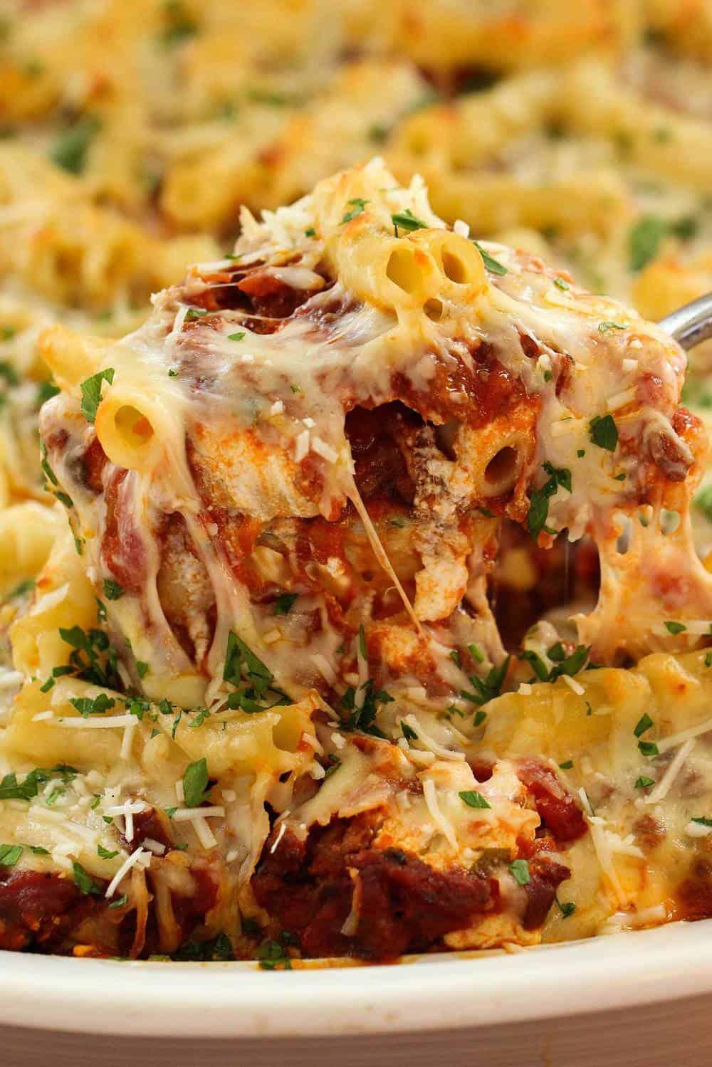 best-ever baked ziti recipe