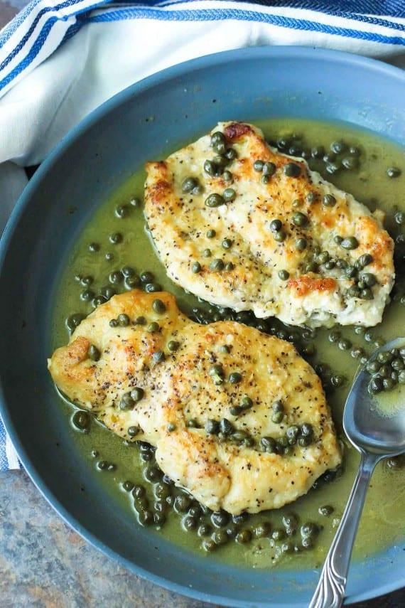 chicken-picatta recipe