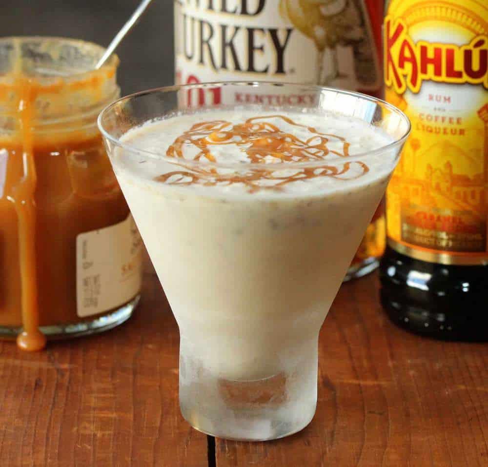 Frozen Turkey Cocktail