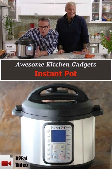 Awesome Kitchen Gadgets - Instant Pot