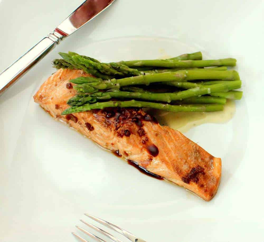 Breville Steam Zone salmon recipe