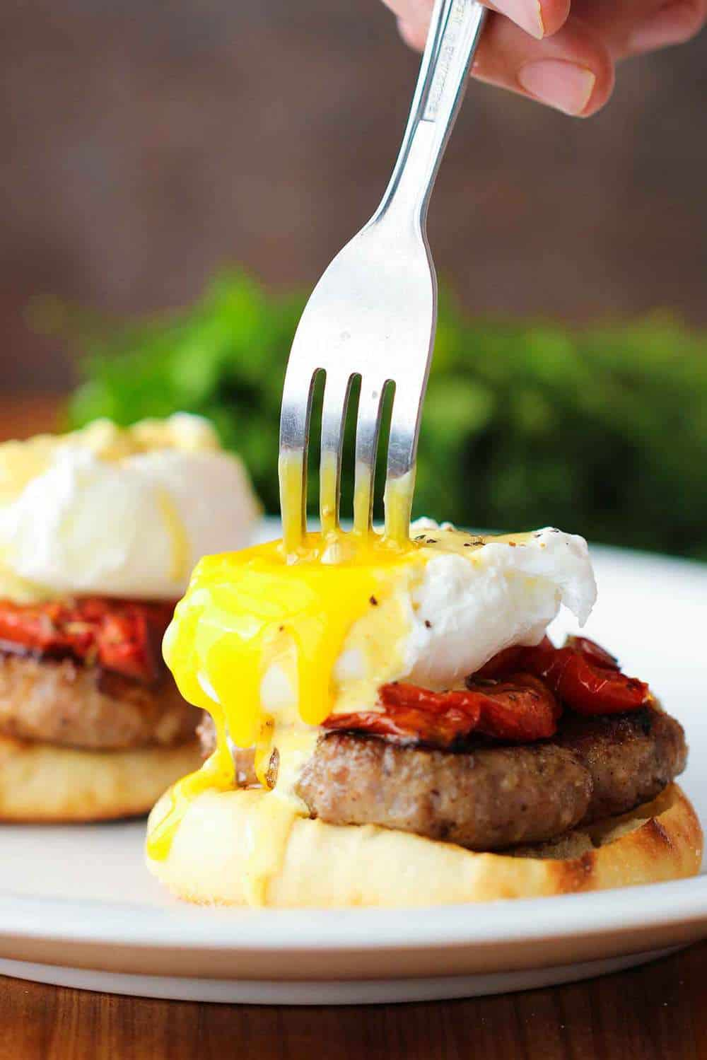 Eggs blackstone with sausage recipe