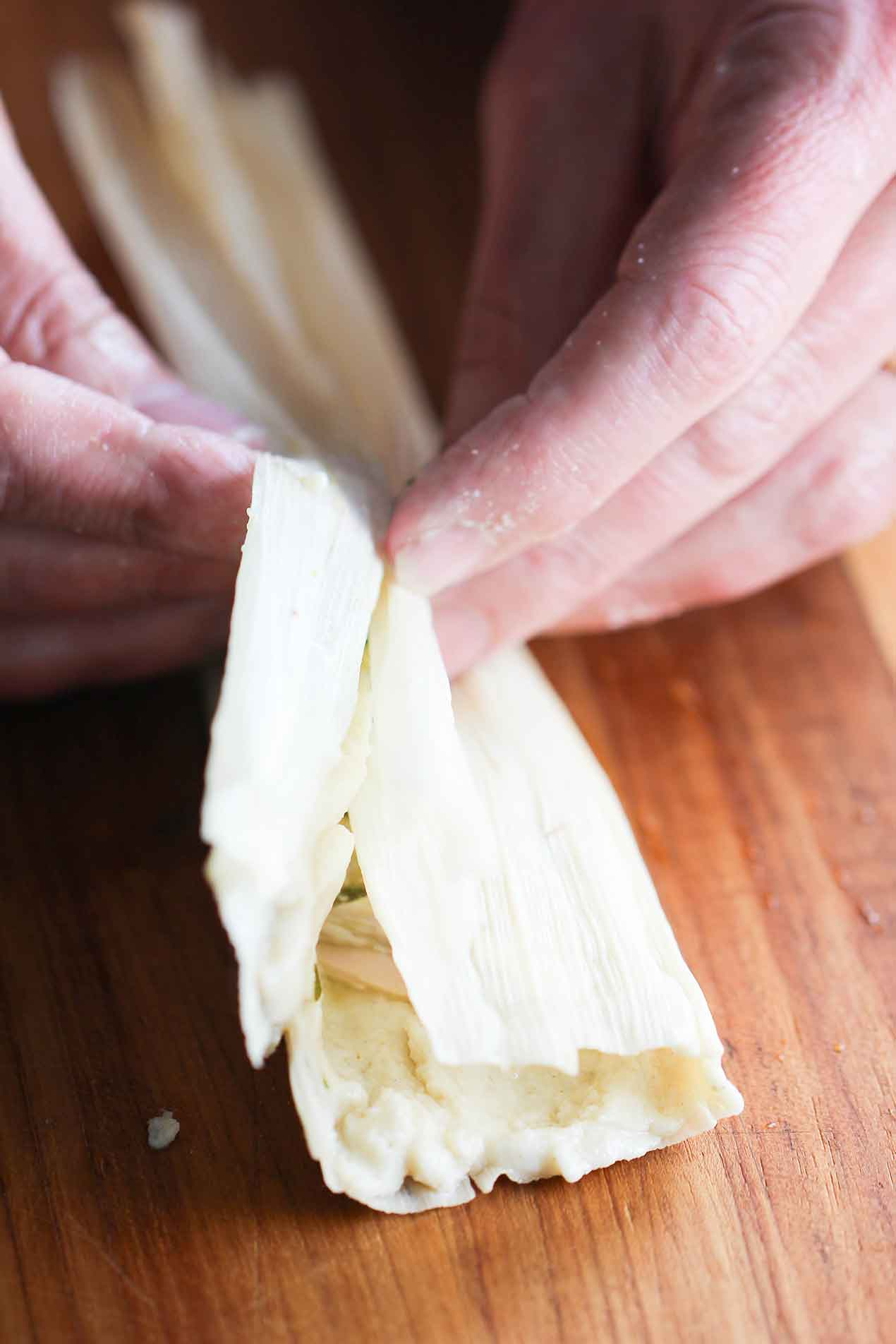 Authentic Tamales recipe