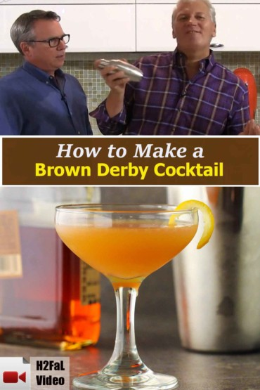 How to Make Brown Derby recipe