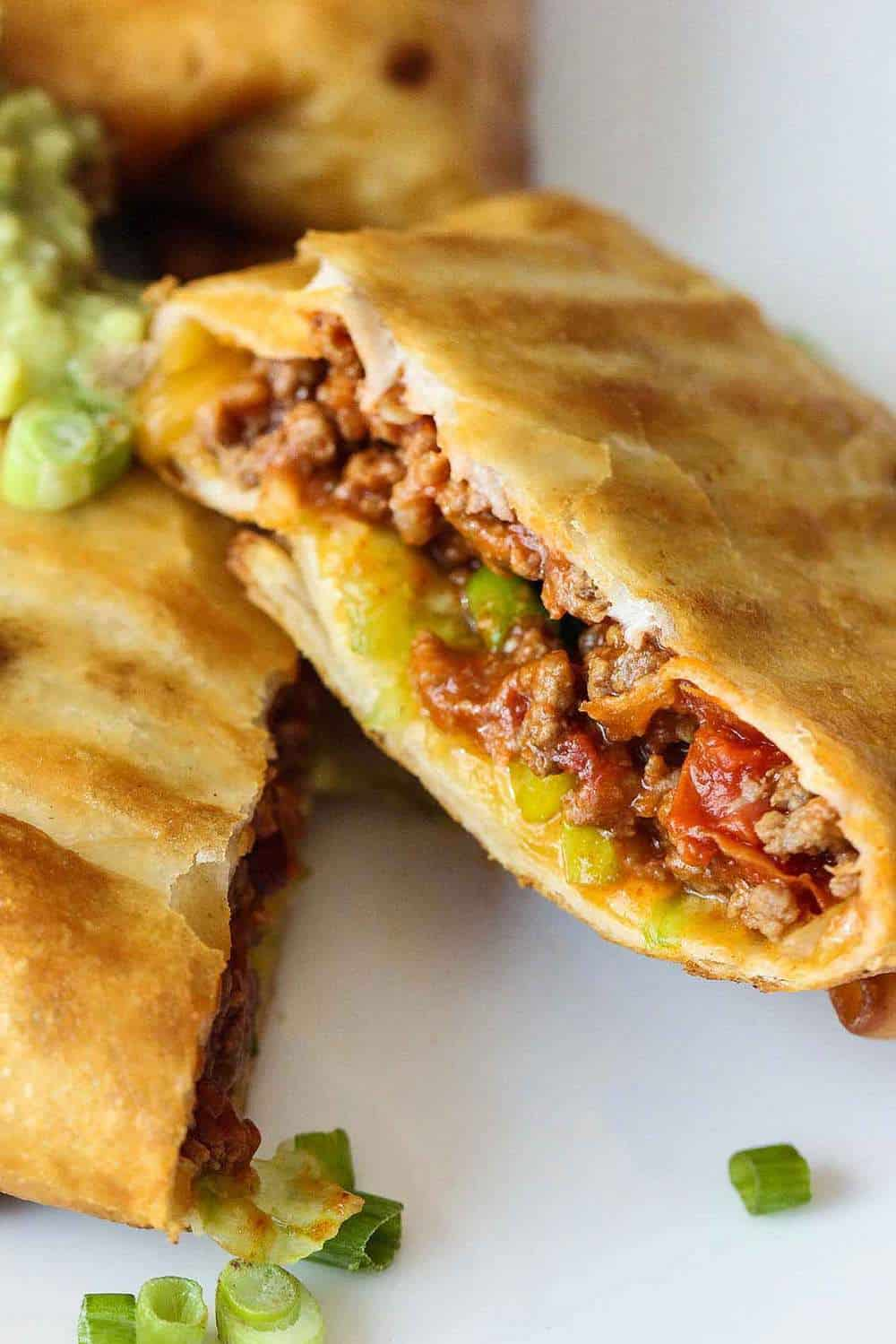 beef chimichanga recipe