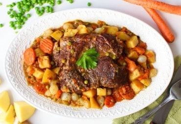 American pot roast recipe