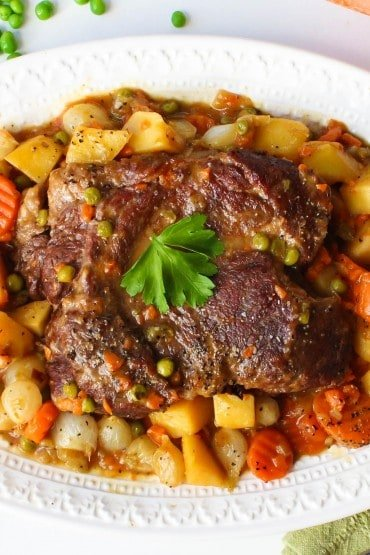 American pot roast recipe
