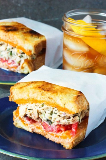 Amazing Tuna Melt Recipe
