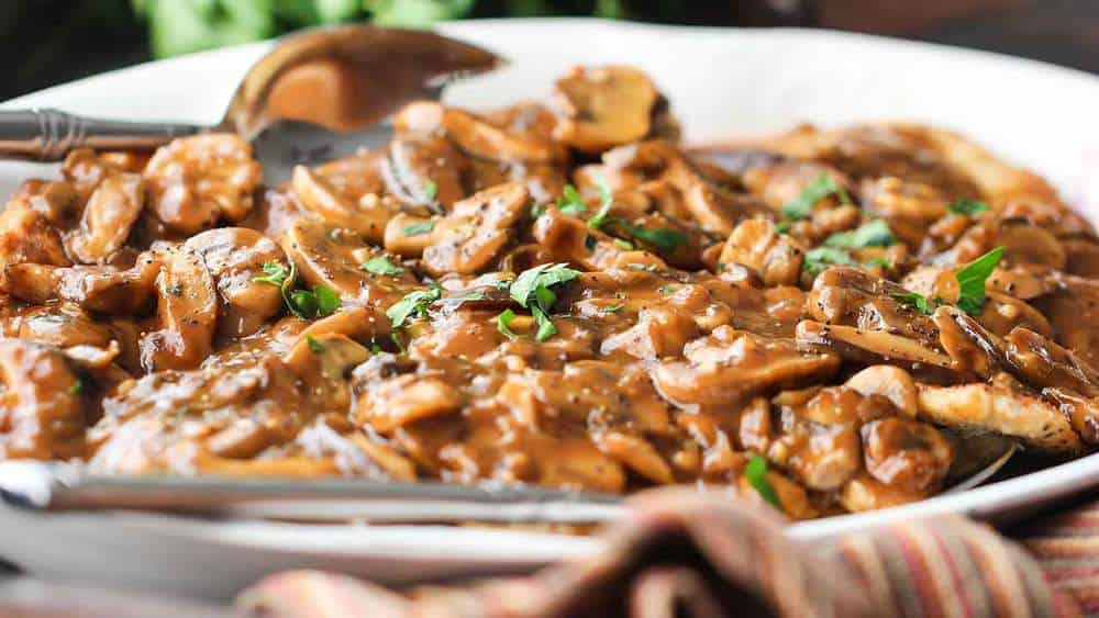 Authentic Chicken Marsala How To Feed A Loon