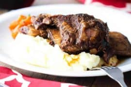 Instant Pot Beef Short Ribs recipe