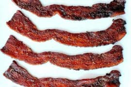 maple pepper bacon recipe