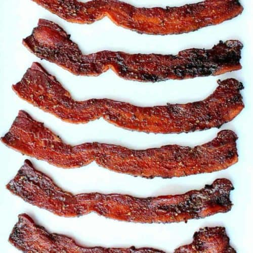 Maple Pepper Bacon