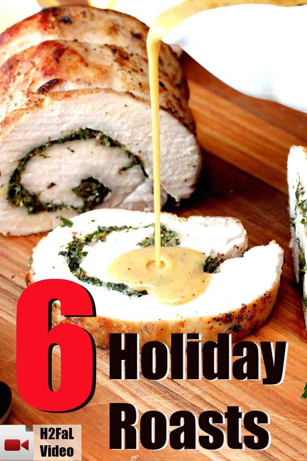 6 holiday roast recipes