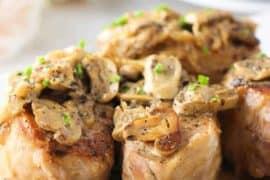 Instant Pot Smother Pork Chops recipe