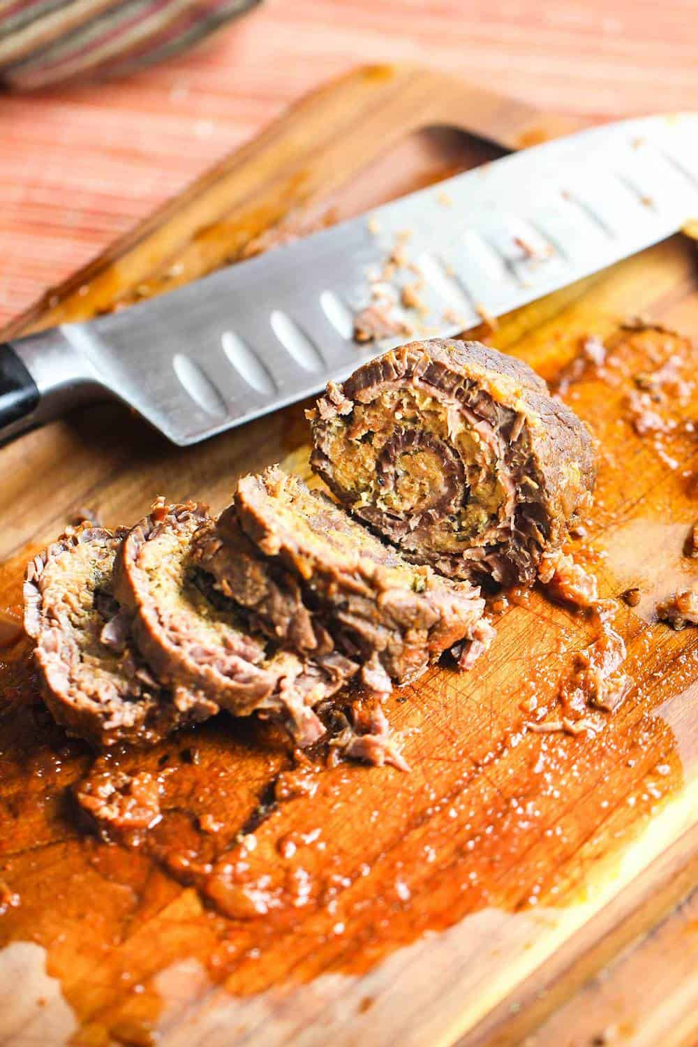 Instant Pot Braciole recipe