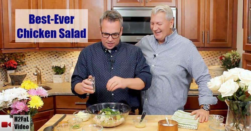 Chicken Salad Recipe Loon