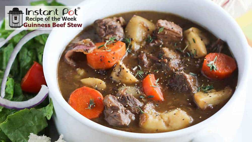 Instant Pot Irish Guinness Beef Stew How To Feed A Loon